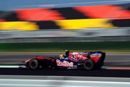 GP de Corea del Sur de Fórmula 1: Jaime Alguersuari saldrá desde la decimoquinta posición
