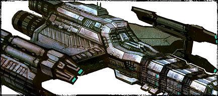 'StarCraft II': Nueva unidad Terran desvelada, el Crucero de Batalla
