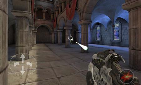 El 'Unreal Engine 3' llega al iPhone