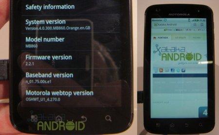 Accesorios de Motorola Atrix 4G