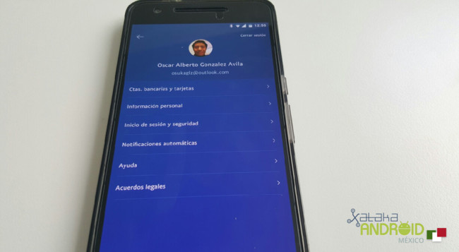 PayPal 6.0 para Android se renueva con un gran diseño