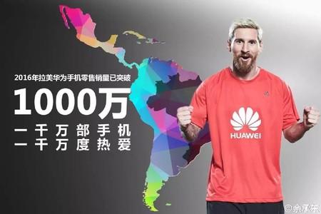 Huawei 10 Millones Smarphones Vendidos Latam