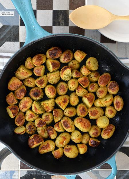 Todas las formas de cocinar las patatas, ordenadas de mejor a peor para tu salud