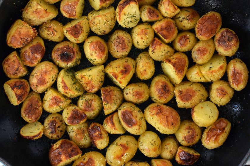 cenar pure de patatas engorda