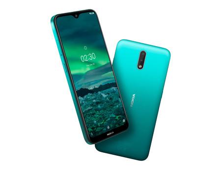 Nokia 2 3 Green