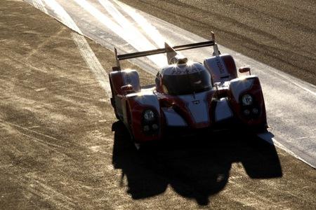 Toyota TS030 Hybrid, al asalto de las 24 Horas de Le Mans