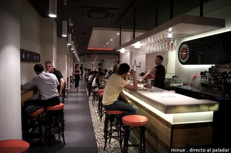 Mediterranea de Hamburguesas, bocados gourmet en Valencia