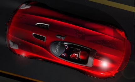 Pontiac Solstice SD-290 Concept, novedad en el SEMA Show