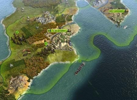 """'Civilization V' nos muestra en vídeo """"Cambia el mundo"""", su segunda expansión"""