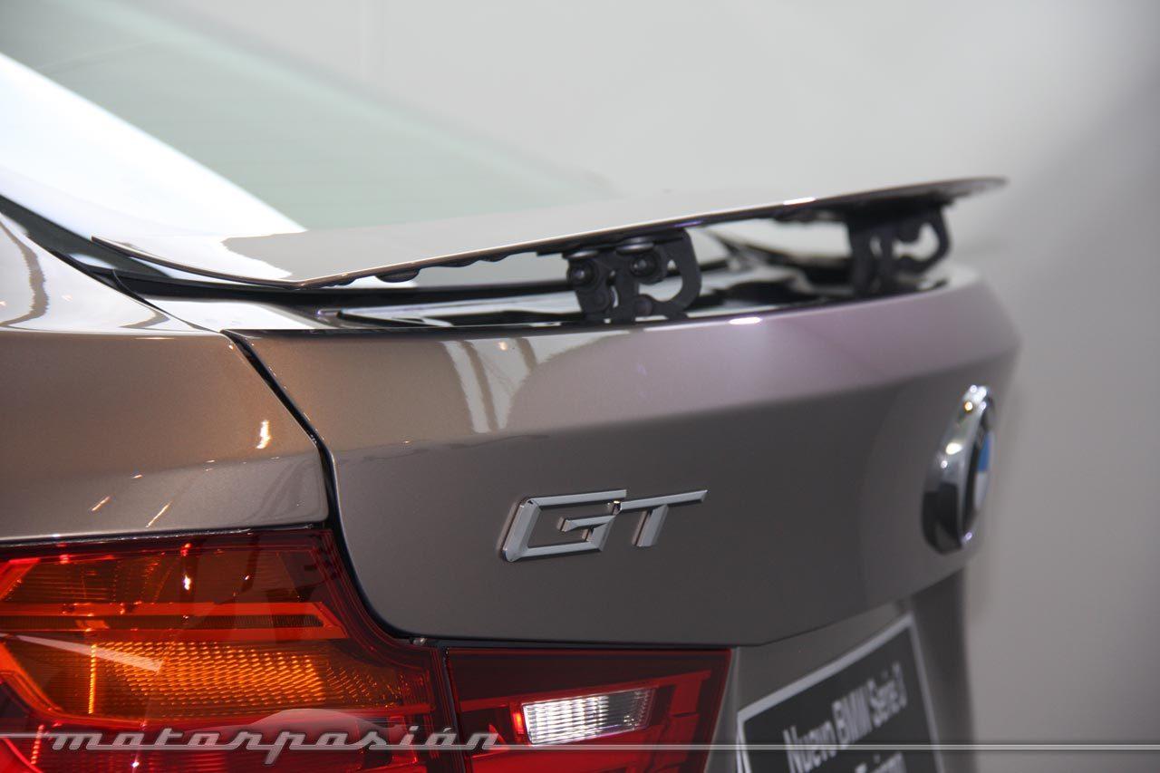 Foto de BMW Serie 3 GT (Presentación estática) (9/43)
