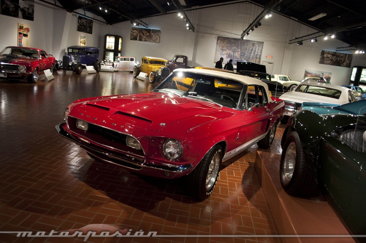 Foto de Gilmore Car Museum (29/61)