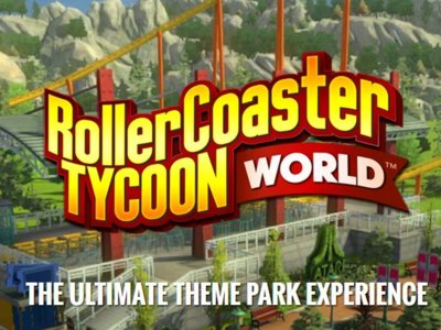Al fin de mes tendremos Early Access para RollerCoaster Tycoon World