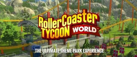 Al fin de mes tendremos Early Access para RollerCoaster Tycoon World