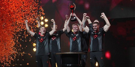 Astralis Campeon Faceit Major London 2018