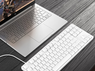 Xiaomi quiere tener el teclado mecánico de referencia en calidad/precio, aunque empieza sin ñ