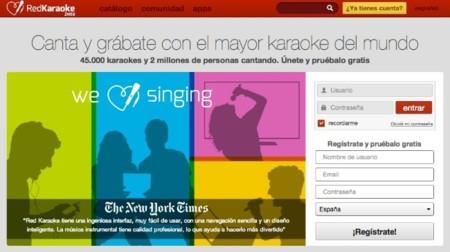 RedKaraoke cierra sus cuentas de usuario gratuitas [Actualizado]