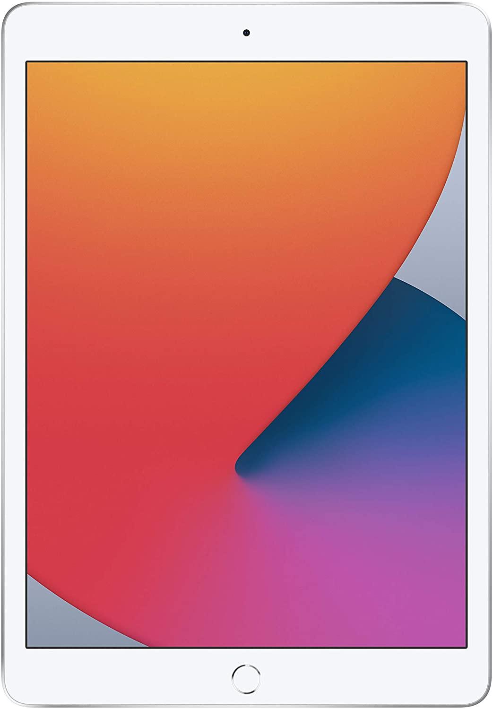 Apple 2020 iPad (de 10.2 Pulgadas, con Wi-Fi y 32 GB) - Plata (8.ª generación)