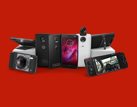 Moto Z2 Force Motomods