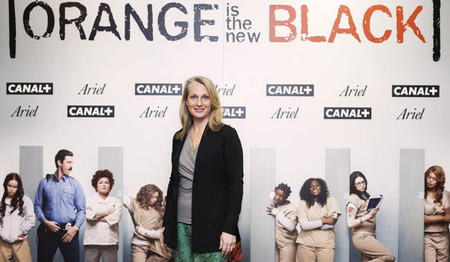 Piper Kerman, autora de 'Orange is the new black', muestra cuánto de ella hay en Piper Chapman