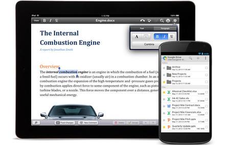 Google hace QuickOffice gratuito para todos los usuarios