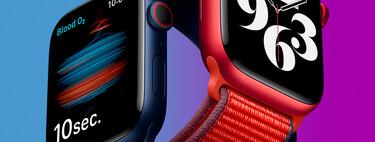 El Apple Watch Series 6 Cellular 44 mm de acero inoxidable vuelve a su mínimo histórico con la oferta de 100 euros menos en Amazon