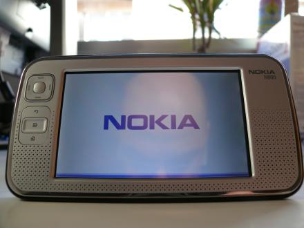 Nokia N800: análisis