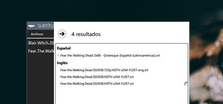 Con esta aplicación para Windows y Mac puedes descargar subtítulos de cualquier vídeo en un solo click