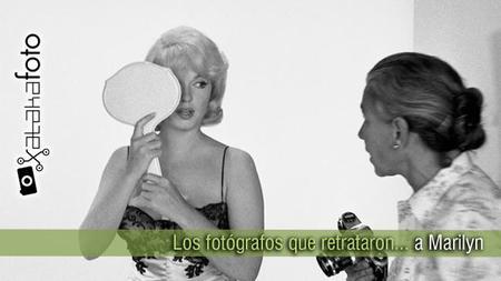 Marilyn Monroe y aquellos que la fotografíaron
