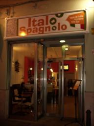 Italo Spagnolo, un lugar para tomar tapas italianas