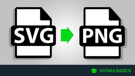 Cómo convertir una imagen SVG en PNG