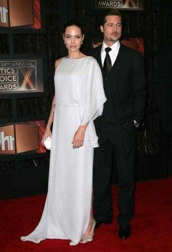 El look de la semana 5/11 de enero: Angelina Jolie