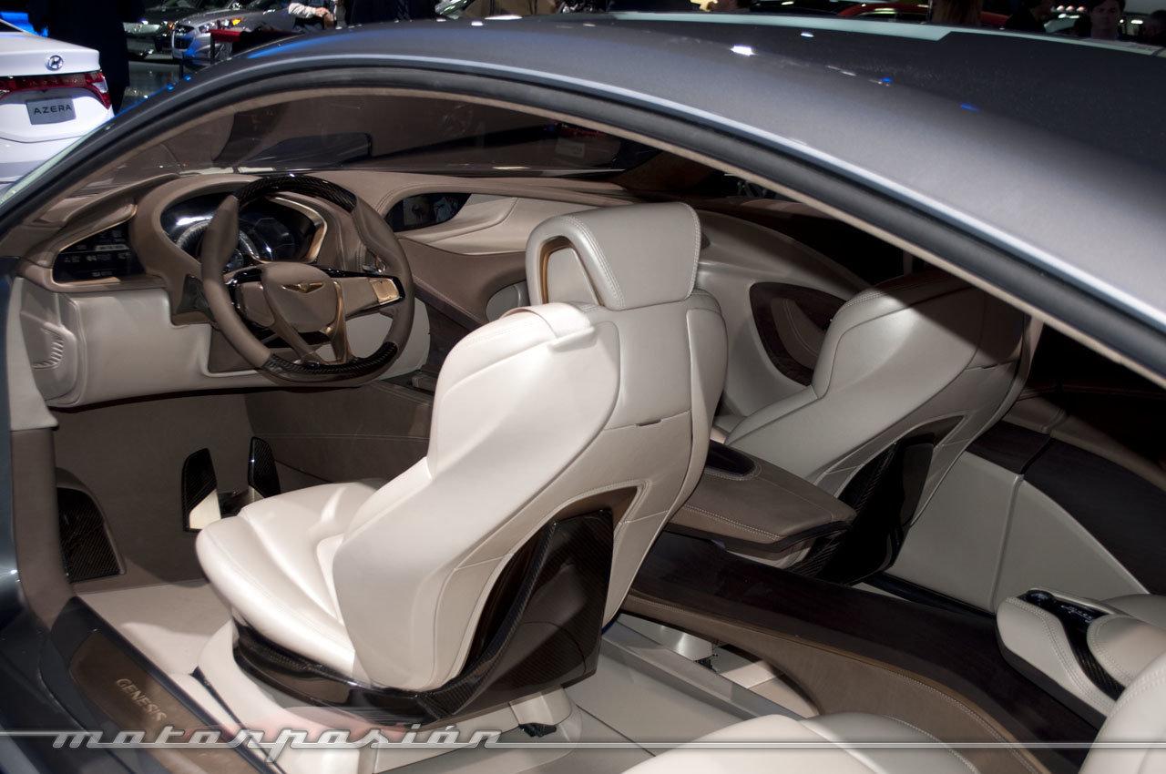 Foto de Hyundai HCD-14 Concept en el Salón de Detroit 2013 (4/7)