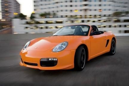 Porsche Boxster, edición limitada para Norteamérica