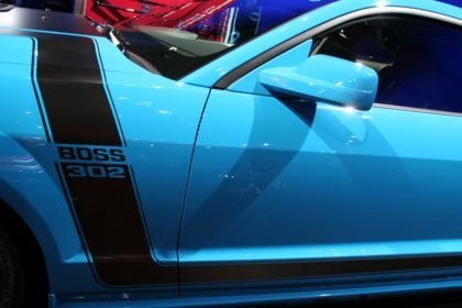 Galpin Mustang BOSS 302