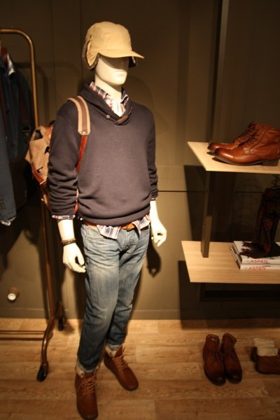 Massimo Dutti Otoño-Invierno 2011/2012: vistazo al showroom y nuevas propuestas