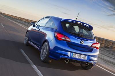 Opel Corsa OPC 2015: en España, desde 22.100 euros