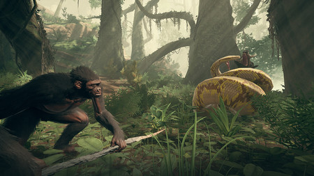 Alannah Yip nos ayuda a entender mejor las mecánicas de escalada en Ancestors: The Humankind Odyssey