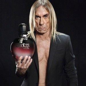 Iggy Pop será la inusual imagen de Paco Rabanne Black XS L'Exces, el rock más perfumado que nunca