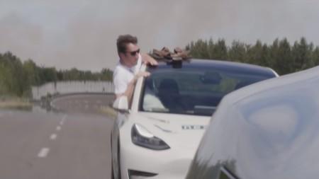 Tesla Model 3 Autopilot Record 1