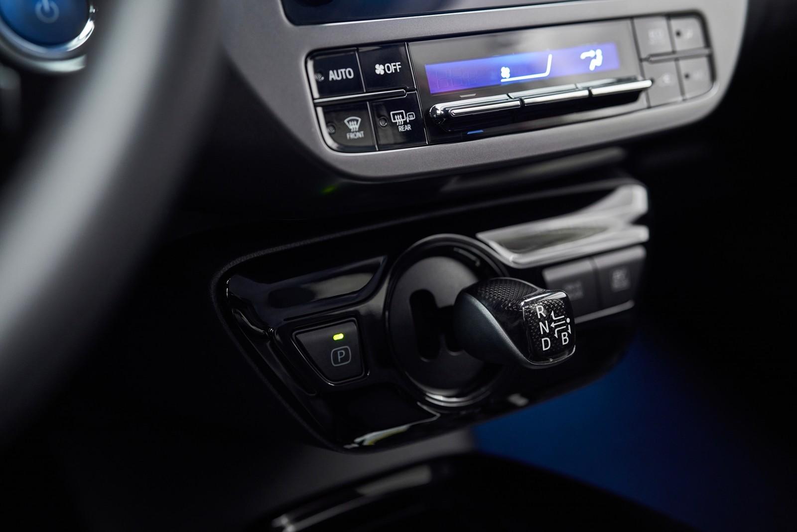 Foto de Toyota Prius 2020 Edition 2021 (8/8)