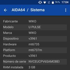 Foto 9 de 13 de la galería software-wiko-u-pulse en Xataka Android