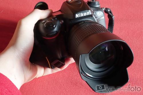 Nikon D7200, análisis