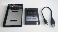 Transcend SSD720 Sata III