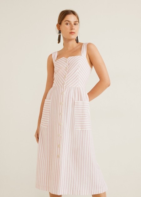 Vestido Verano Rebajas Mango 25