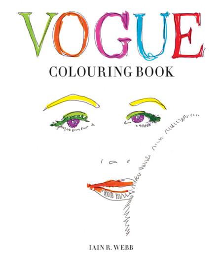 Vogue quiere que vuelvas a pintar como cuando eras niño gracias a su Colouring book