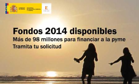 Aprobadas las nuevas líneas de ENISA para 2014 con 98 millones de euros