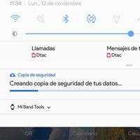 Cómo crear una copia de seguridad manual de tu móvil en Google Drive
