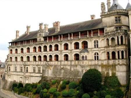 Gastronomía en la corte de Francia en el Chateau Royal Blois