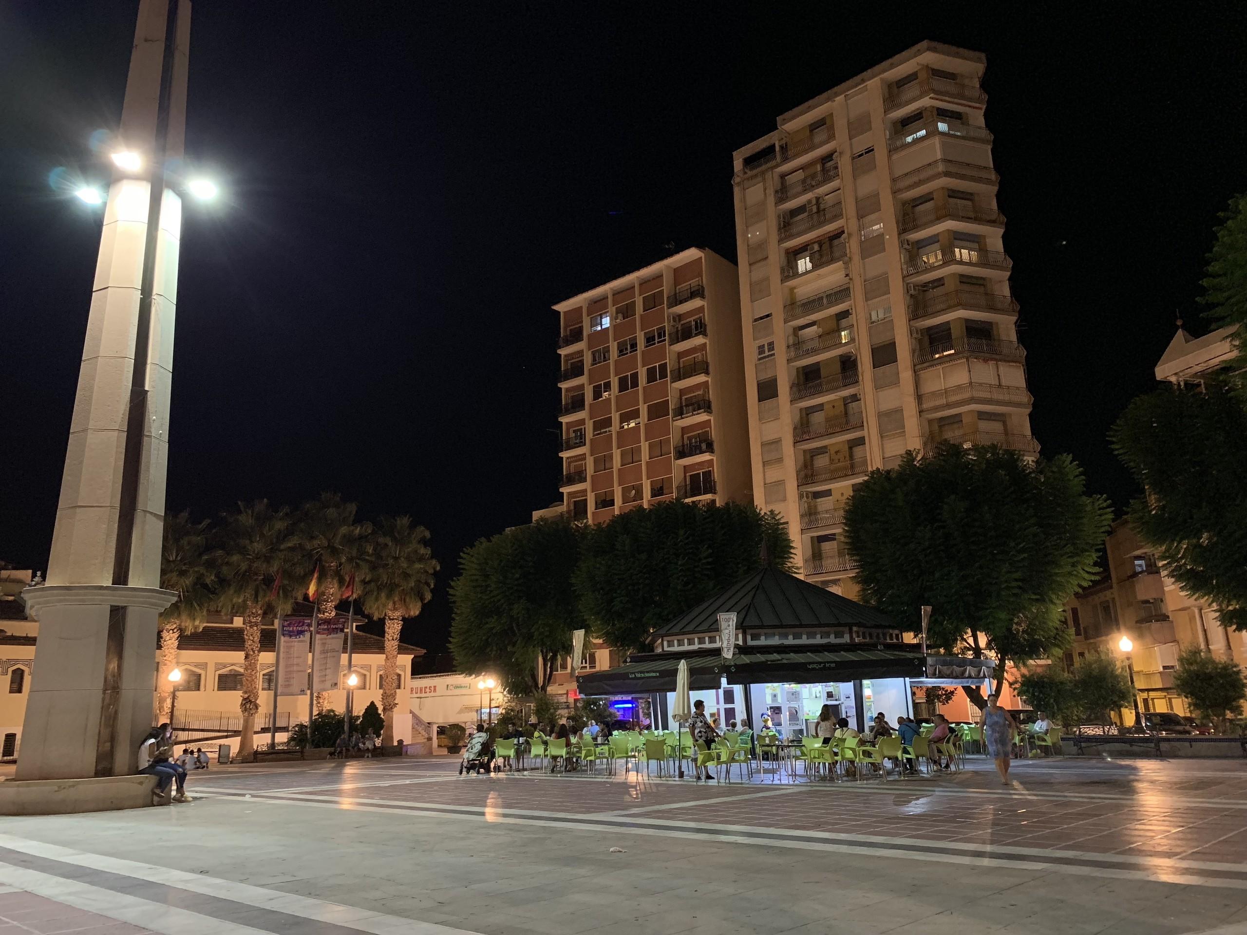 Foto de iPhone XS Max de noche (8/17)