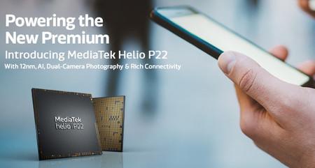 Nuevo Helio P22, el procesador de gama media de MediaTek que también apuesta por una inteligencia artificial